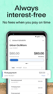 後払い:今すぐ購入し、後で支払います。簡単なオンラインショッピング