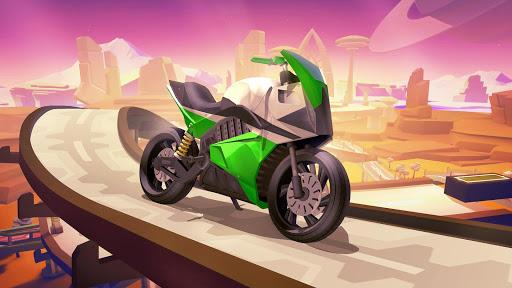 Gravity Rider Zero 1.42.0 screenshots 1
