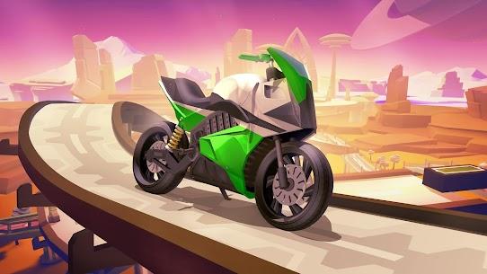 Gravity Rider Zero MOD APK (Unlimited Gems) 1