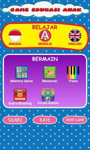 Game Edukasi Anak Lengkap  screenshots 22