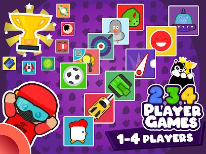 2 3 4 Player Mini Games 1