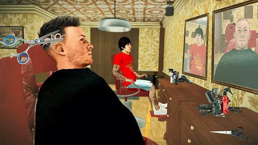 Perfect Barber shop Hair salon Game screenshots 4