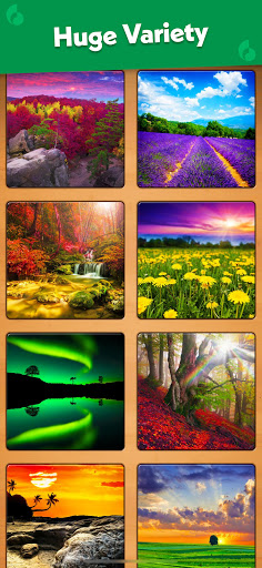 Jigsaw Puzzle: Create Pictures with Wood Pieces Apkfinish screenshots 10