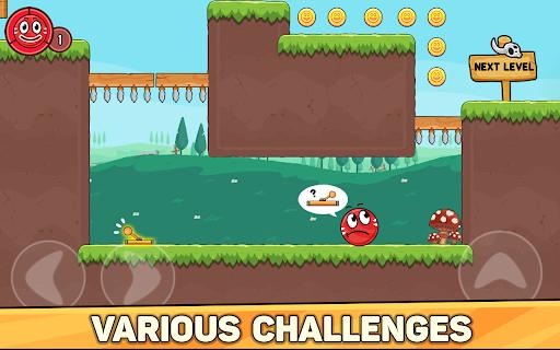 Roller Ball Adventure: Bounce Ball Hero android2mod screenshots 10