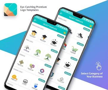 Logo Maker Premium MOD APK by stylish app world 1