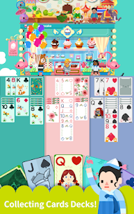 Download Solitaire: Cooking Tower  card game for Android + mod 2