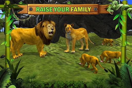 Jungle Kings Kingdom Lion Family 2.1 screenshots 3