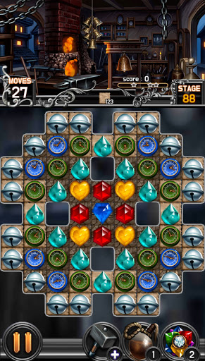 Jewel Bell Master: Match 3 Jewel Blast 1.0.1 screenshots 7