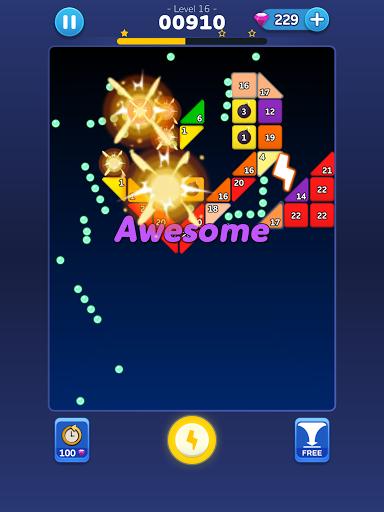 Brick Breaker - Crush Block Puzzle 1.07 screenshots 10