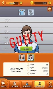 Crime Files Screenshot
