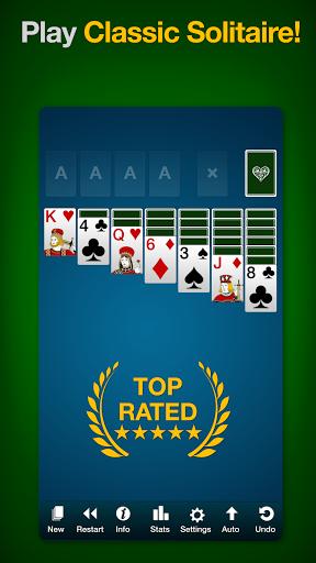Solitaire u2013 Classic Free Card Game  screenshots 4