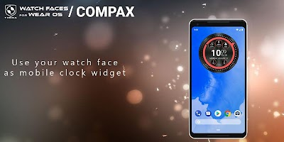 Compax Watch Face