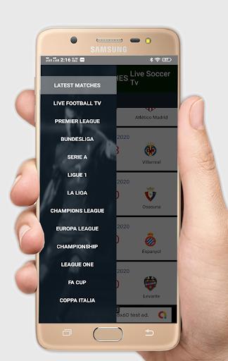 Live Soccer tv - Live Football App ab.1.0.1 Screenshots 3