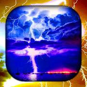 Storm Live Wallpaper - black rain thunderstorm