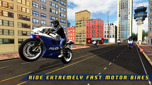 Police Plane Transporter Game  screenshots 8