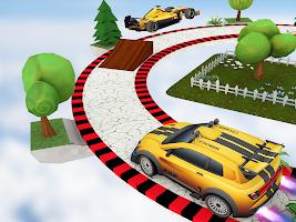 Hill City Car Stunt 3D: Extreme Climb Racing Games