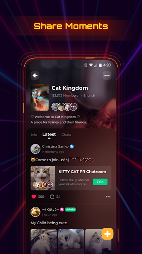Project Z: Chat, Roleplay and Make new friends 1.7.2 screenshots 4