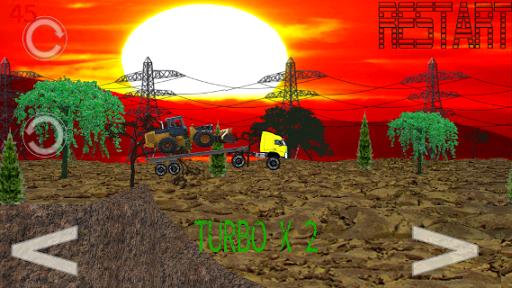 heavy equipment transport screenshot 2
