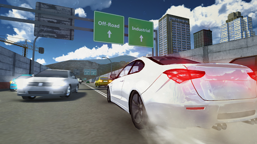 Extreme GT Racing Turbo Sim 3D screenshots 1