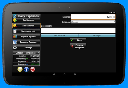 Daily Expenses 2: Personal finance android2mod screenshots 17
