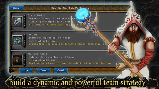 Heroes of Steel RPG Elite screenshots 5
