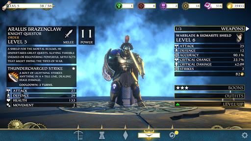 Warhammer Quest: Silver Tower 1.2003 screenshots 6