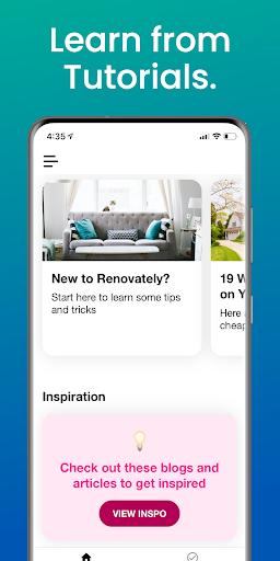 Renovately u2014 Budget Your Home Renovation Projects  Screenshots 4
