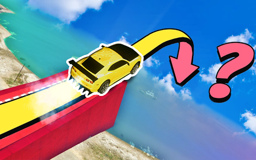 Ramp Car Jump Stunts 1.4 Screenshots 10