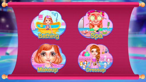 Baby Girl Salon Makeover - Dress Up & Makeup Game  Screenshots 10