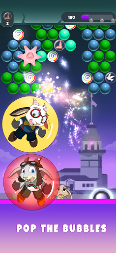 Bad Wolf! Bubble Shooter 0.0.12 screenshots 6