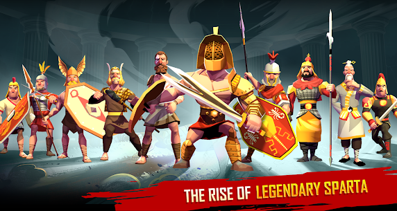 Trojan War Premium: Legend of Sparta For Android 1