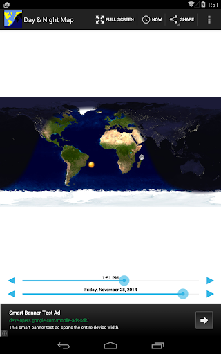 Day & Night Map 3.1 Screenshots 7