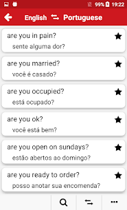 Portuguese – English : Dictionary & Education 5.2 Latest MOD Updated 3