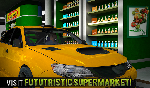 Drive Thru Supermarket: Shopping Mall Car Driving 2.3 screenshots 15