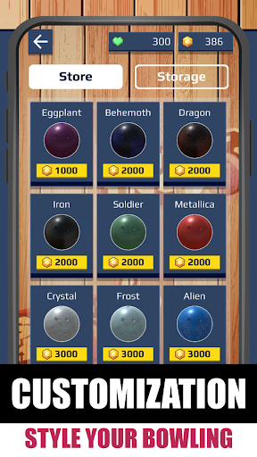 Bowling Strike: Free, Fun, Relaxing 1.708 screenshots 5