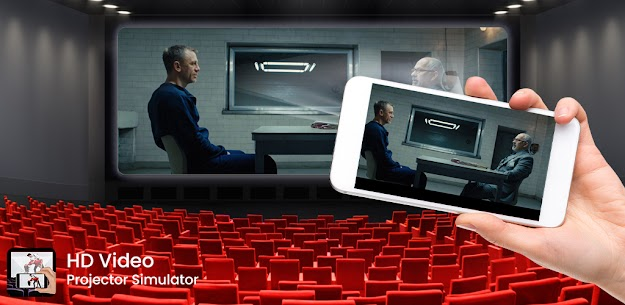 HD Video Projector Simulator Apk app for Android 5