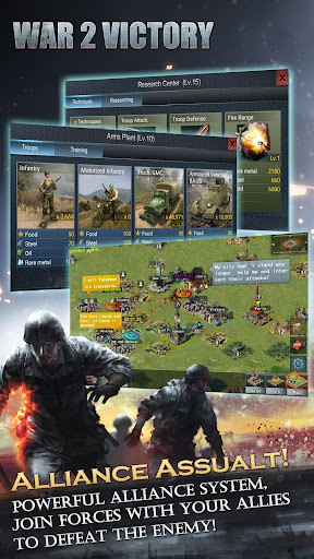 War 2 Victory apktram screenshots 3