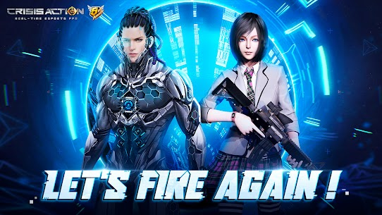 Crisis Action: 5th Anniversary Mod 4.1.7 Apk [God Mod] 1