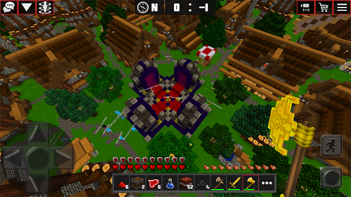 Multicraft: Block Craft Mini World 3D 2.15.1 screenshots 19