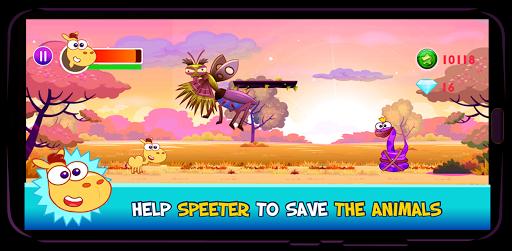 Speeter : Adventure Game Free Platform apklade screenshots 2
