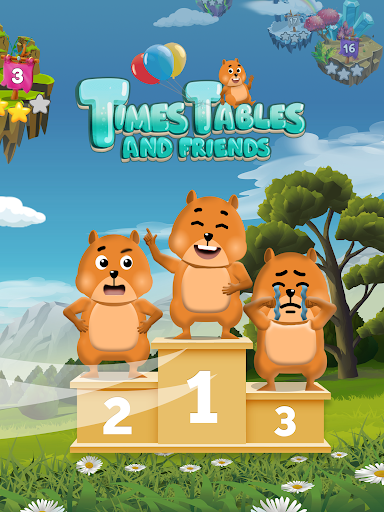 Times Tables: Mental Math Games for Kids Free  screenshots 10