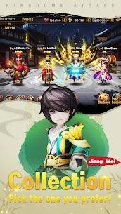 Kingdoms Attack MOD APK (Damage & Defense Multipliers) 2