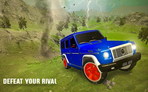 Tornado Chase Drive: Offroad Jeep Adventure 1.2 Mod + APK + Data [UPDATED] 2