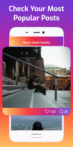 iMetric: Profile Followers Analytics for Instagram 4.11.0 Screenshots 6