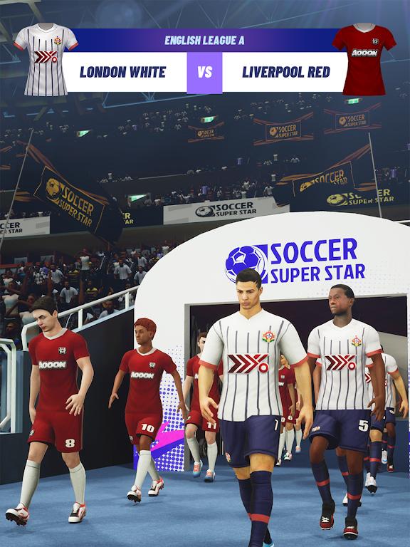 Soccer Super Star  poster 12
