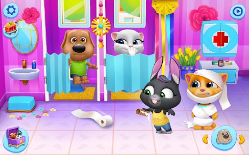 Tom Ve Arkadaşları Apk Dayı , Tom Ve Arkadaşları Apk Oyun İndir , Para Hileli Mod 2