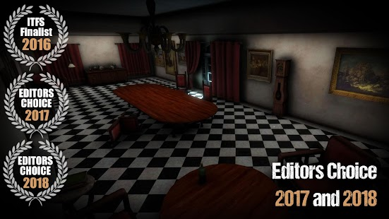 Sinister Edge - Scary Horror Games Screenshot
