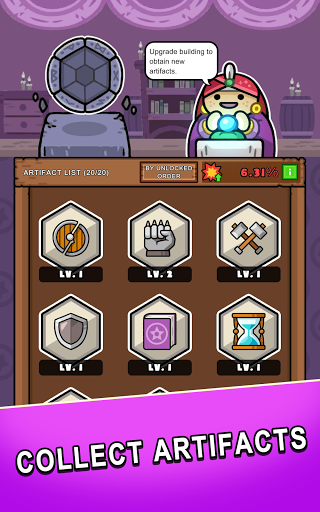 Smash Kingdom : Slingshot Action Defense  screenshots 12