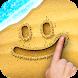 砂の描画アート - 絵を描くアプリ:創造的で芸術的なスケッチとデザイン