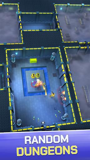Spacelanders: 3D Sci-Fi Shooter RPG screenshots 8
